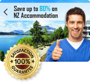 Save up to 80% on NZ Accommodation