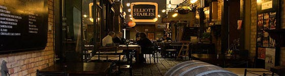 Elliot Stables - Top Places to Eat in Auckland | NZ Hotel Deals