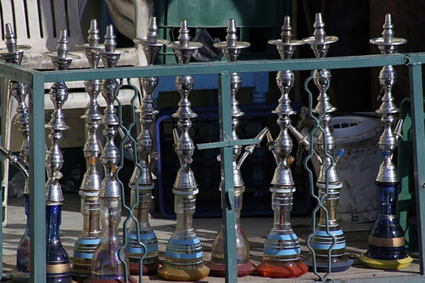 Traditional Hookah Pipes